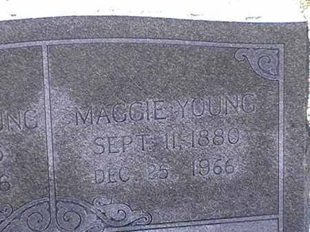 YOUNG, MAGGIE - Arkansas County, Arkansas   MAGGIE YOUNG - Arkansas Gravestone Photos