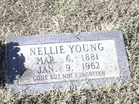 YOUNG, NELLIE - Arkansas County, Arkansas | NELLIE YOUNG - Arkansas Gravestone Photos