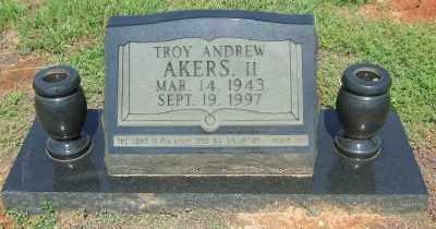AKERS II, TROY ANDREW - Ashley County, Arkansas | TROY ANDREW AKERS II - Arkansas Gravestone Photos