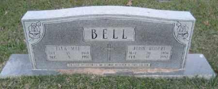 BELL, JOHN ROBERT - Ashley County, Arkansas | JOHN ROBERT BELL - Arkansas Gravestone Photos