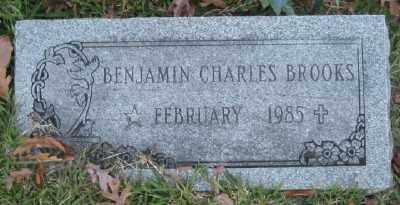 BROOKS, BENJAMIN CHARLES - Ashley County, Arkansas   BENJAMIN CHARLES BROOKS - Arkansas Gravestone Photos