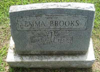 FOSTER BROOKS, EMMA - Ashley County, Arkansas | EMMA FOSTER BROOKS - Arkansas Gravestone Photos
