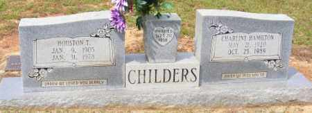 CHILDERS, HOUSTON T. - Ashley County, Arkansas | HOUSTON T. CHILDERS - Arkansas Gravestone Photos