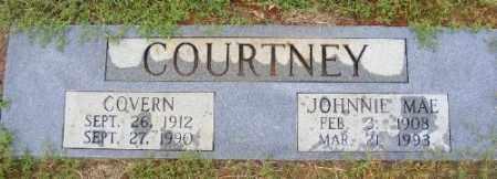 COURTNEY, JOHNNIE MAE - Ashley County, Arkansas | JOHNNIE MAE COURTNEY - Arkansas Gravestone Photos