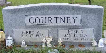 COURTNEY, ROSE G. - Ashley County, Arkansas   ROSE G. COURTNEY - Arkansas Gravestone Photos