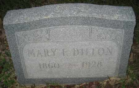AUSTIN DILLON, MARY F. - Ashley County, Arkansas | MARY F. AUSTIN DILLON - Arkansas Gravestone Photos