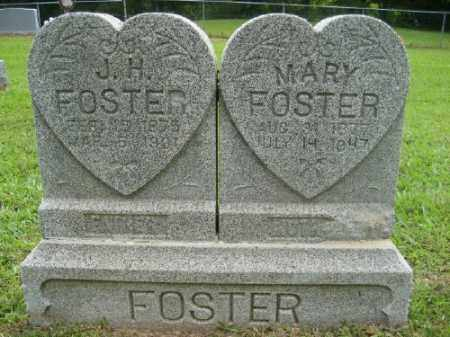 FOSTER, JAMES HENRY - Ashley County, Arkansas | JAMES HENRY FOSTER - Arkansas Gravestone Photos