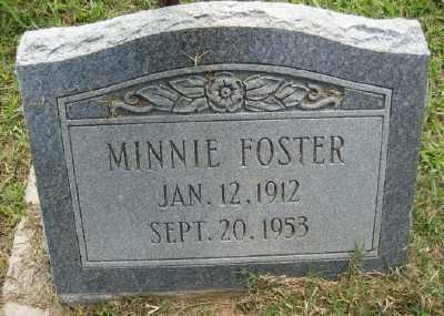 DEW FOSTER, MINNIE - Ashley County, Arkansas   MINNIE DEW FOSTER - Arkansas Gravestone Photos