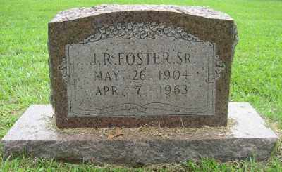 FOSTER, SR., J. R. - Ashley County, Arkansas | J. R. FOSTER, SR. - Arkansas Gravestone Photos