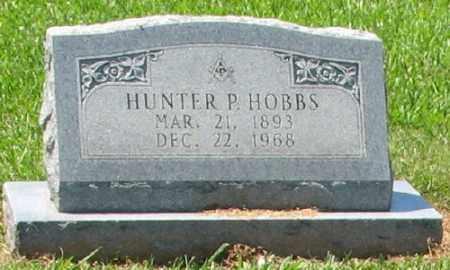 HOBBS, HUNTER P - Ashley County, Arkansas | HUNTER P HOBBS - Arkansas Gravestone Photos