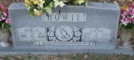 CALDWELL HOWIE, ERMA C. - Ashley County, Arkansas   ERMA C. CALDWELL HOWIE - Arkansas Gravestone Photos