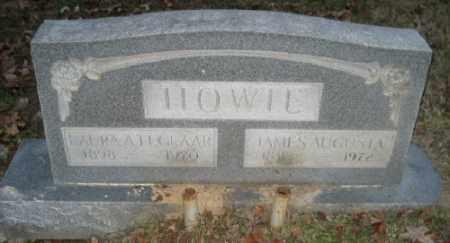 HOWIE, JAMES AUGUSTA - Ashley County, Arkansas | JAMES AUGUSTA HOWIE - Arkansas Gravestone Photos