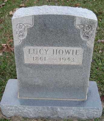 HOWIE, LUCY - Ashley County, Arkansas | LUCY HOWIE - Arkansas Gravestone Photos
