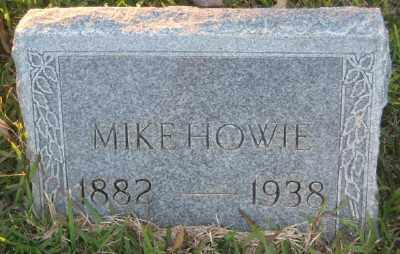 HOWIE, MIKE - Ashley County, Arkansas | MIKE HOWIE - Arkansas Gravestone Photos