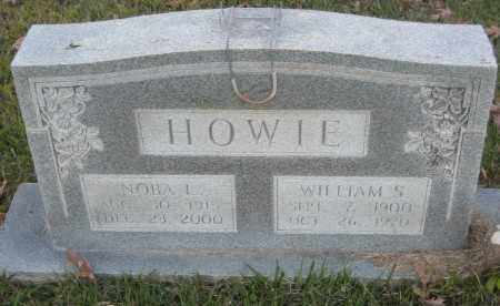 HOWIE, WILLIAM S. - Ashley County, Arkansas | WILLIAM S. HOWIE - Arkansas Gravestone Photos