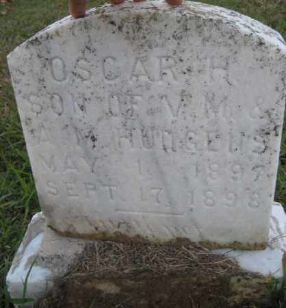 HUDGENS, OSCAR H. - Ashley County, Arkansas | OSCAR H. HUDGENS - Arkansas Gravestone Photos
