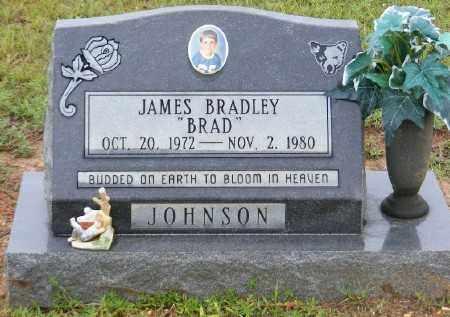 JOHNSON, JAMES BRADLEY - Ashley County, Arkansas   JAMES BRADLEY JOHNSON - Arkansas Gravestone Photos