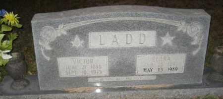 PEACOCK LADD, CLARA - Ashley County, Arkansas | CLARA PEACOCK LADD - Arkansas Gravestone Photos