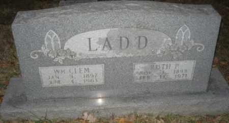 LADD, RUTH P. - Ashley County, Arkansas   RUTH P. LADD - Arkansas Gravestone Photos