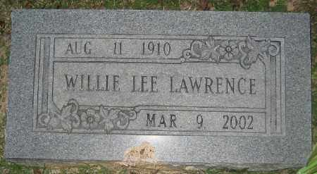 LAWRENCE, WILLIE LEE - Ashley County, Arkansas | WILLIE LEE LAWRENCE - Arkansas Gravestone Photos