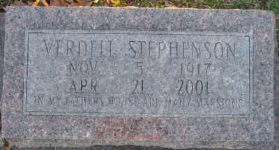 STEPHENSON MCGOUGH, VERDELL - Ashley County, Arkansas | VERDELL STEPHENSON MCGOUGH - Arkansas Gravestone Photos