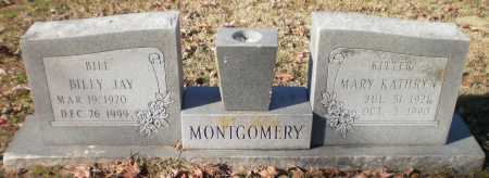 MONTGOMERY, BILLY JAY (BILL) - Ashley County, Arkansas | BILLY JAY (BILL) MONTGOMERY - Arkansas Gravestone Photos