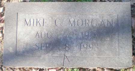 MORGAN, MIKE C - Ashley County, Arkansas   MIKE C MORGAN - Arkansas Gravestone Photos