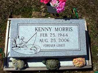 MORRIS, KENNETH - Ashley County, Arkansas | KENNETH MORRIS - Arkansas Gravestone Photos