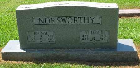 GREGORY NORSWORTHY, IDA MAE - Ashley County, Arkansas   IDA MAE GREGORY NORSWORTHY - Arkansas Gravestone Photos