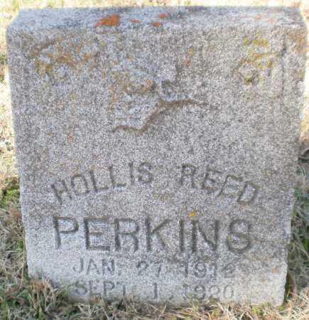 PERKINS, HOLLIS REED - Ashley County, Arkansas   HOLLIS REED PERKINS - Arkansas Gravestone Photos