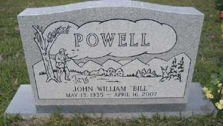 POWELL, JOHN WILLIAM - Ashley County, Arkansas | JOHN WILLIAM POWELL - Arkansas Gravestone Photos