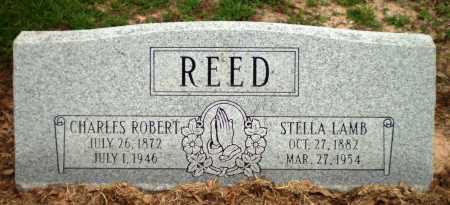 LAMB REED, STELLA - Ashley County, Arkansas | STELLA LAMB REED - Arkansas Gravestone Photos