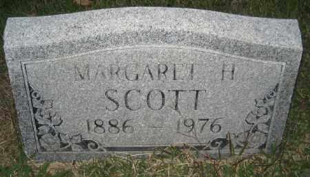 SCOTT, MARGARET H. - Ashley County, Arkansas | MARGARET H. SCOTT - Arkansas Gravestone Photos