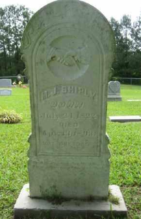 SHIPLY, MARTHA JANE - Ashley County, Arkansas | MARTHA JANE SHIPLY - Arkansas Gravestone Photos