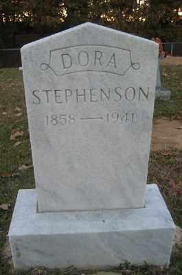 STEPHENSON, DORA - Ashley County, Arkansas   DORA STEPHENSON - Arkansas Gravestone Photos