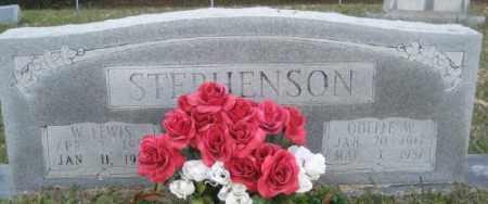 STEPHENSON, W. LEWIS - Ashley County, Arkansas | W. LEWIS STEPHENSON - Arkansas Gravestone Photos