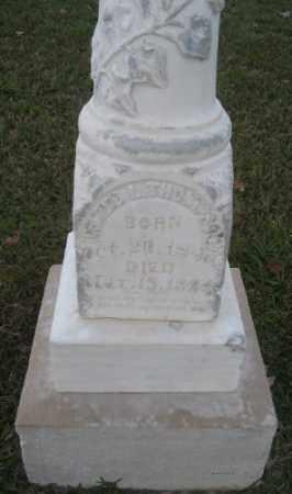 THOMPSON, VERILE L. - Ashley County, Arkansas | VERILE L. THOMPSON - Arkansas Gravestone Photos