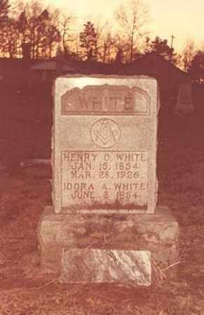 WHITE, HENRY CLAY - Ashley County, Arkansas | HENRY CLAY WHITE - Arkansas Gravestone Photos