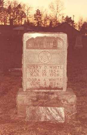 FOSTER WHITE, IDORA - Ashley County, Arkansas | IDORA FOSTER WHITE - Arkansas Gravestone Photos