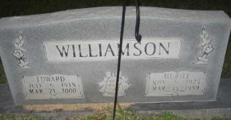 WILLIAMSON, MURIEL - Ashley County, Arkansas | MURIEL WILLIAMSON - Arkansas Gravestone Photos