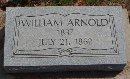 ARNOLD (VETERAN CSA), WILLIAM - Baxter County, Arkansas | WILLIAM ARNOLD (VETERAN CSA) - Arkansas Gravestone Photos