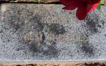 ., HENRY - Baxter County, Arkansas | HENRY . - Arkansas Gravestone Photos