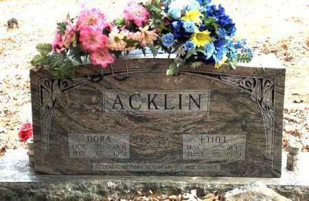 ACKLIN, ETHEL - Baxter County, Arkansas | ETHEL ACKLIN - Arkansas Gravestone Photos