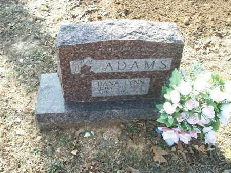ADAMS, DANA LYNN - Baxter County, Arkansas | DANA LYNN ADAMS - Arkansas Gravestone Photos