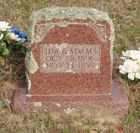 ADAMS, IDA ELLEN - Baxter County, Arkansas   IDA ELLEN ADAMS - Arkansas Gravestone Photos