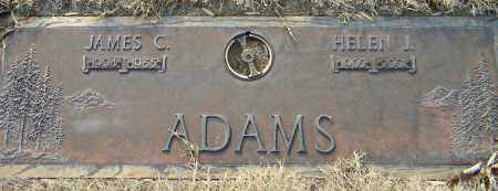 ADAMS, HELEN J - Baxter County, Arkansas | HELEN J ADAMS - Arkansas Gravestone Photos