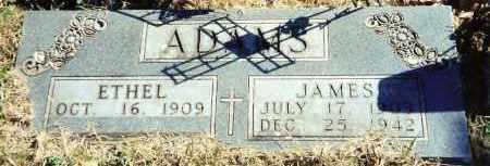 ADAMS, JAMES - Baxter County, Arkansas   JAMES ADAMS - Arkansas Gravestone Photos