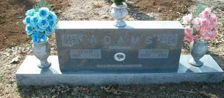 ADAMS, LARKIN - Baxter County, Arkansas | LARKIN ADAMS - Arkansas Gravestone Photos