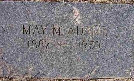 ADAMS, MAY M - Baxter County, Arkansas | MAY M ADAMS - Arkansas Gravestone Photos