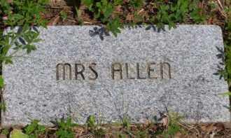 ALLEN, CYNTHIA ANN - Baxter County, Arkansas   CYNTHIA ANN ALLEN - Arkansas Gravestone Photos